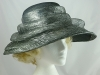  Silvery Occasion Hat